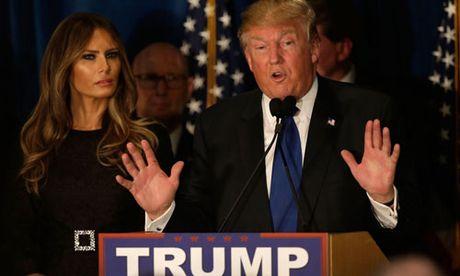 Ong Donald Trump gianh 16 phieu dai cu tri o Michigan - Anh 1