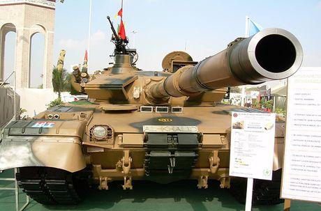 Dang long: Ukraine phai di nang cap xe tang Trung Quoc che tao - Anh 1