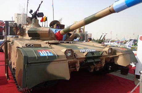 Dang long: Ukraine phai di nang cap xe tang Trung Quoc che tao - Anh 6
