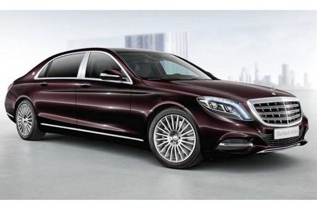 Mercedes-Maybach S400 sap ve Viet Nam gia tu 6,9 ty? - Anh 3