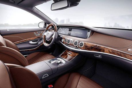 Mercedes-Maybach S400 sap ve Viet Nam gia tu 6,9 ty? - Anh 6