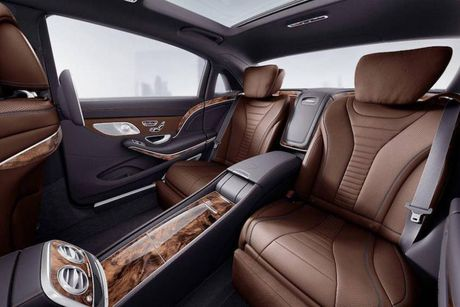 Mercedes-Maybach S400 sap ve Viet Nam gia tu 6,9 ty? - Anh 7