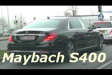 Mercedes-Maybach S400 sap ve Viet Nam gia tu 6,9 ty? - Anh 8