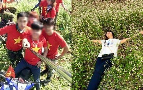 Lai den mua trai gai 'vui hoa dap lieu' day song mang phuot - Anh 7