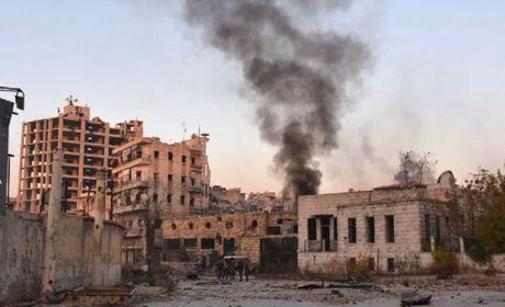 Dai bai o Aleppo, phe noi day Syria chi con cho chet? - Anh 1