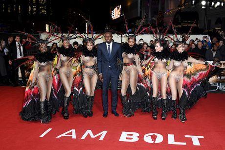 Sao M.U lam lo buoi ra mat phim cua Usain Bolt - Anh 1