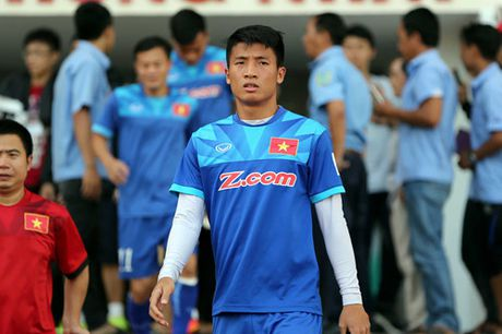 Tuyen Viet Nam tap kin truoc khi len duong di Indonesia da ban ket - Anh 3