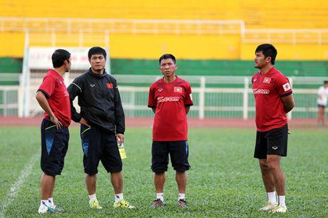 Tuyen Viet Nam tap kin truoc khi len duong di Indonesia da ban ket - Anh 7