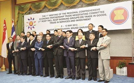 RCEP lap khoang trong TPP? - Anh 1