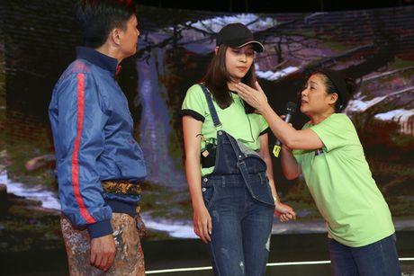 "Minh Nhi, Duc Hai ""tra dua"" Hong Van, Thanh Thuy - Anh 2"