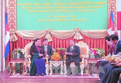 Pho Chu tich Quoc hoi Viet Nam co tham luan quan trong tai APA-9 - Anh 2
