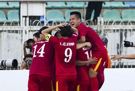 Sau vong bang AFF Cup doi tuyen Viet Nam duoc thuong 1 ty dong - Anh 1