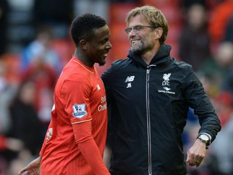 Liverpool - Leeds United: Can tac vo uu - Anh 1