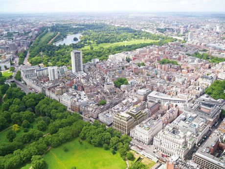 Cuoc song cua nhung nguoi giau nhat London - Anh 1