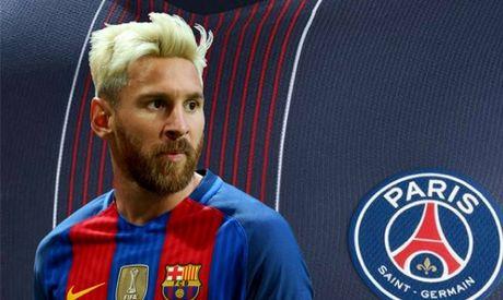 PSG nho nguoi cu cua Barca tiep can mua Messi - Anh 1