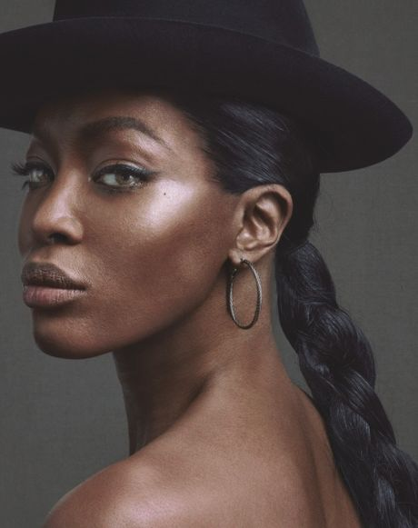 Suc quyen ru me hoac cua 'bao den' Naomi Campbell - Anh 1