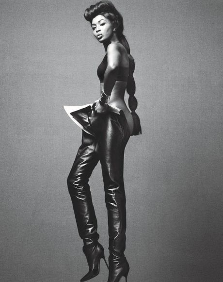 Suc quyen ru me hoac cua 'bao den' Naomi Campbell - Anh 9