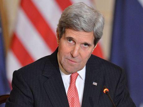 Ngoai truong Kerry no luc cuu phe doi lap on hoa Syria khoi ong Trump - Anh 1