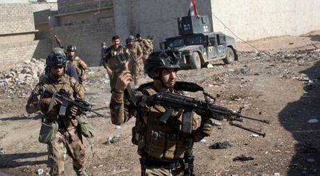 Iraq tieu diet 1.000 phan tu khung bo IS o Mosul - Anh 1