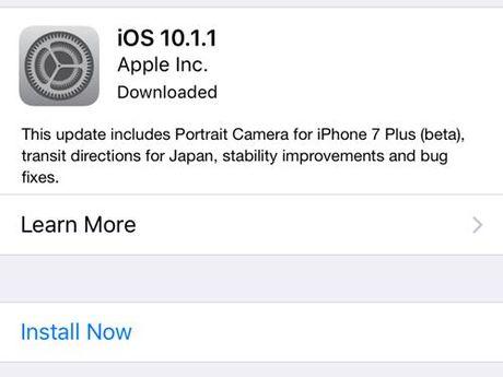 Nguoi dung 'to' cap nhat iOS moi lam iPhone bi sap nguon - Anh 1