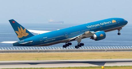 Vietnam Airlines bao lai ky luc truoc khi len san - Anh 1