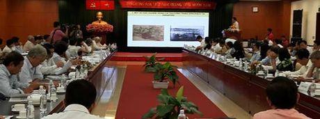 Hoi Kien truc su TP HCM tim giai phap chinh trang dien mao kenh rach - Anh 1