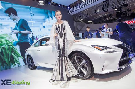 Coupe hang sang Lexus RC Turbo chot gia 2,98 ty dong tai Viet Nam - Anh 1
