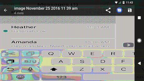 Google Pixel bi loi khi xem anh chup man hinh iPhone 7 Plus - Anh 2