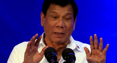Tong thong Philippines Duterte: 'Ong Trump rat duoc!' - Anh 1