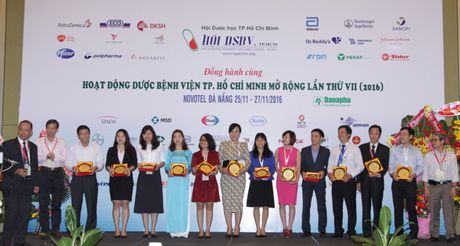 Vistar Pharmacy tham du hoi nghi Hoi Duoc si benh vien TP.HCM tai Da Nang - Anh 4