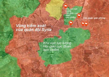Tran Stalingrad Syria: Quan doi Syria tan cong don dap, giai phong 40% dong Aleppo - Anh 3