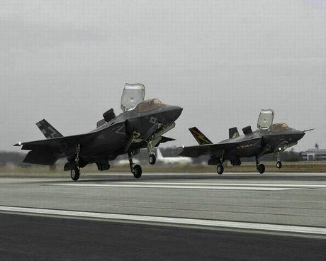 Israel mua them 17 chien dau co F-35, Venezuela bao tin mua vu khi Nga-Trung - Anh 1