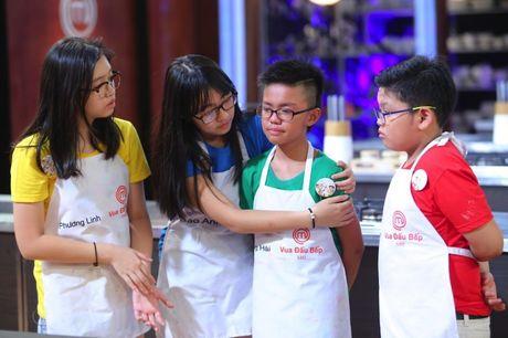 Vua dau bep nhi: Hoang Hai chia tay top 7 - Anh 4