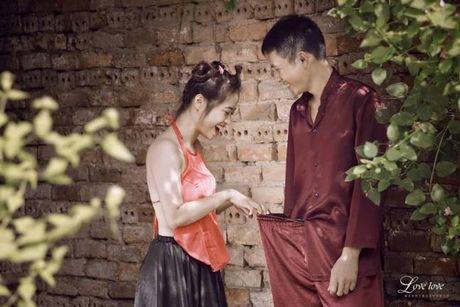 Phat sot voi bo anh cuoi Chi Pheo – Thi No cua cap doi xu Nghe - Anh 11