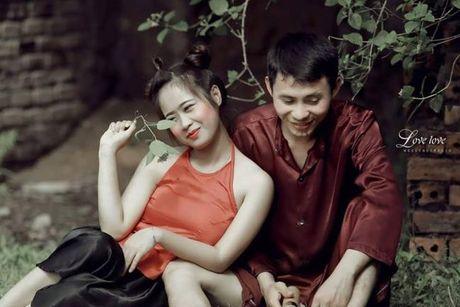 Phat sot voi bo anh cuoi Chi Pheo – Thi No cua cap doi xu Nghe - Anh 8