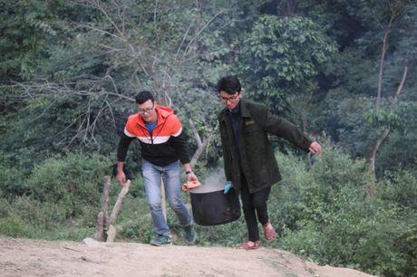 Mang hoi am den voi Huoi Pho - Sop Cop - Anh 13
