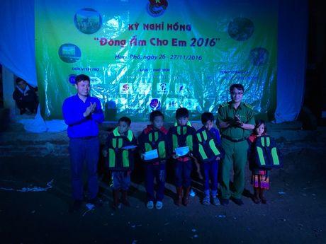 Mang hoi am den voi Huoi Pho - Sop Cop - Anh 21