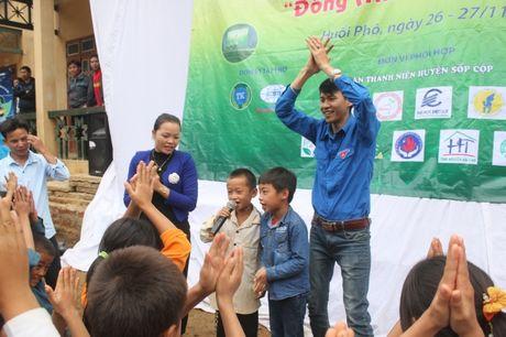 Mang hoi am den voi Huoi Pho - Sop Cop - Anh 5
