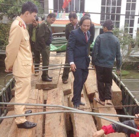 Thua Thien – Hue: Tam giu hon 25m3 go, co hoa don chung tu nhung khong phu hop - Anh 2