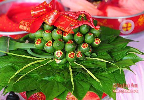 Trau khong Nghe An xuat khau sang Dai Loan - Anh 3