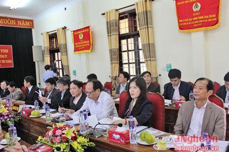 Bi thu Tinh uy Nguyen Dac Vinh: Yen Thanh can thu hut doanh nghiep dau tu vao nong nghiep - Anh 2
