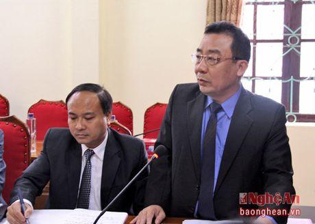 Bi thu Tinh uy Nguyen Dac Vinh: Yen Thanh can thu hut doanh nghiep dau tu vao nong nghiep - Anh 3