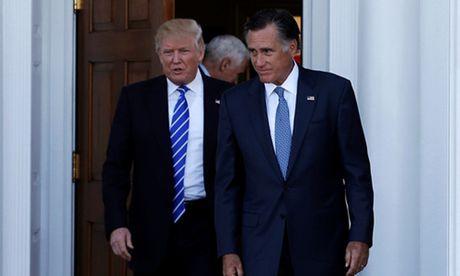 Tranh cai quanh chiec ghe ngoai truong duoi thoi Trump - Anh 1