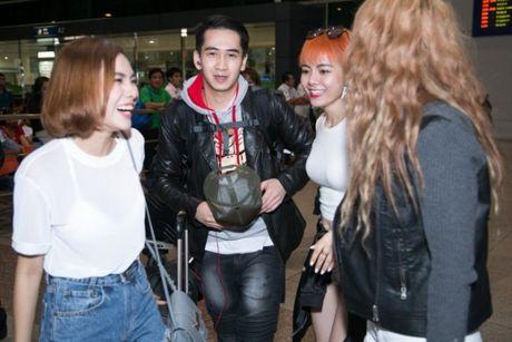 S Girls xinh dep cuon hut don DJ dien trai tu Ha Lan tham gia The Remix 2017 - Anh 6