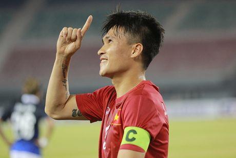 Le Cong Vinh: Hay la cau thu cua tran dau lon - Anh 1