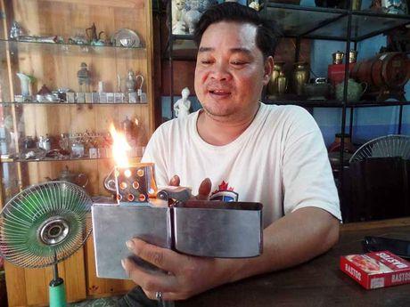 Thu choi doc dao: 'Thanh lua' Da thanh - Anh 1