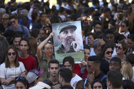 Nguoi dan Cuba tien biet lanh tu Fidel Castro - Anh 5