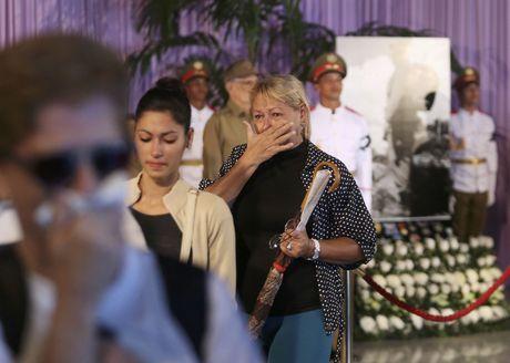 Nguoi dan Cuba tien biet lanh tu Fidel Castro - Anh 9