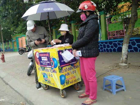 Xo so Vietlott 'xach tay' ngap tran Ha Noi - Anh 5