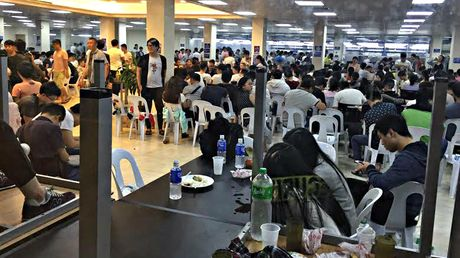 Philippines bat hon 1.300 nguoi Trung Quoc lam viec bat hop phap - Anh 1